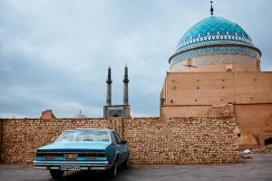 Chevrolet Caprice, Mosque, Yazd