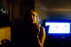 Flatshare, Cigarette