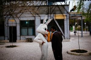 Bunny Costume, Park