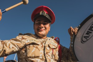 Hafezieh, Football, Military Band