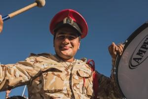 Hafezieh, Football, Military Band